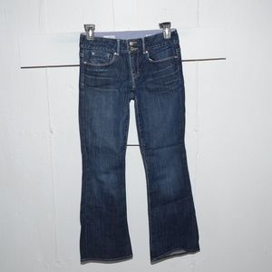 Gap perfect boot womens jeans size 2 R 438